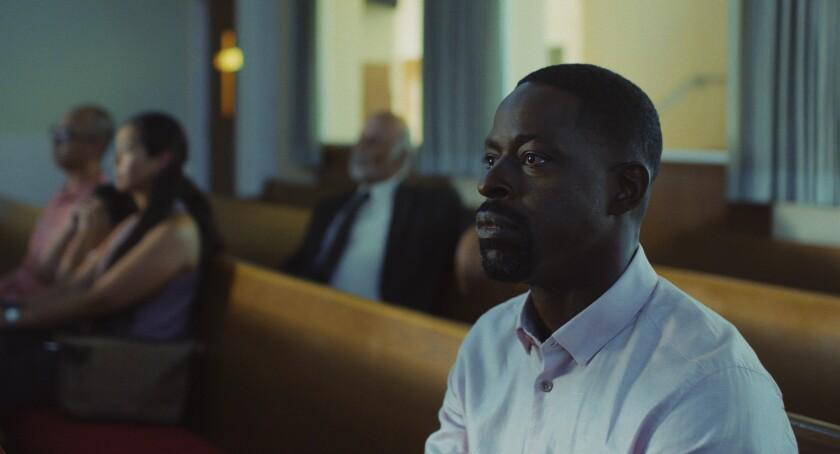 Sterling K. Brown in the movie 'Waves'