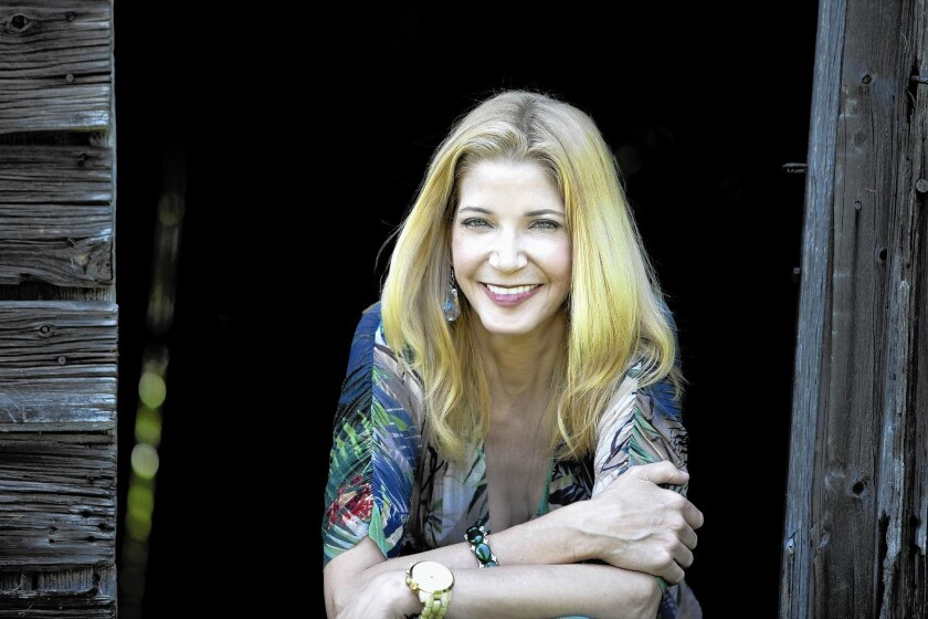 "Candace Bushnell, author of ""Sex and the City,"" recounts her return to the dating scene in ""Is There Still Sex in the City?"" She will be at Wawick's bookstore on Oct. 4."