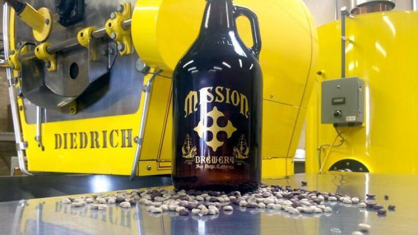 Cafe Virtuoso and Mission Brewery team up to create some tasty coffee brews. (Courtesy photo)