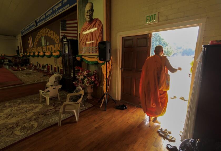 Khemara Buddhikarama temple