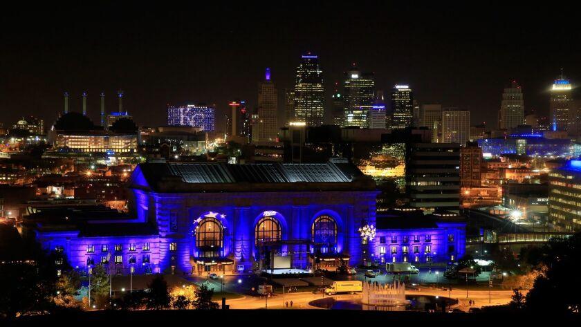 Kansas City Royals Parade Celebration