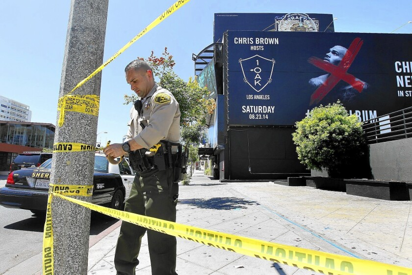 West Hollywood shooting