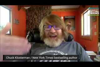 A Conversation with Chuck Klosterman