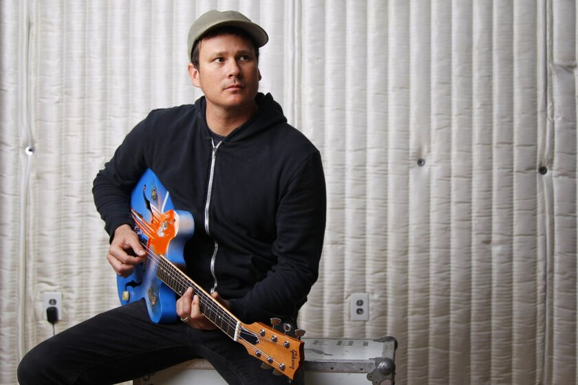 Tom DeLonge of the bands Blink-182 and Angels & Airwaves recently wrote a childrens' book, The Lonely Astronaut.