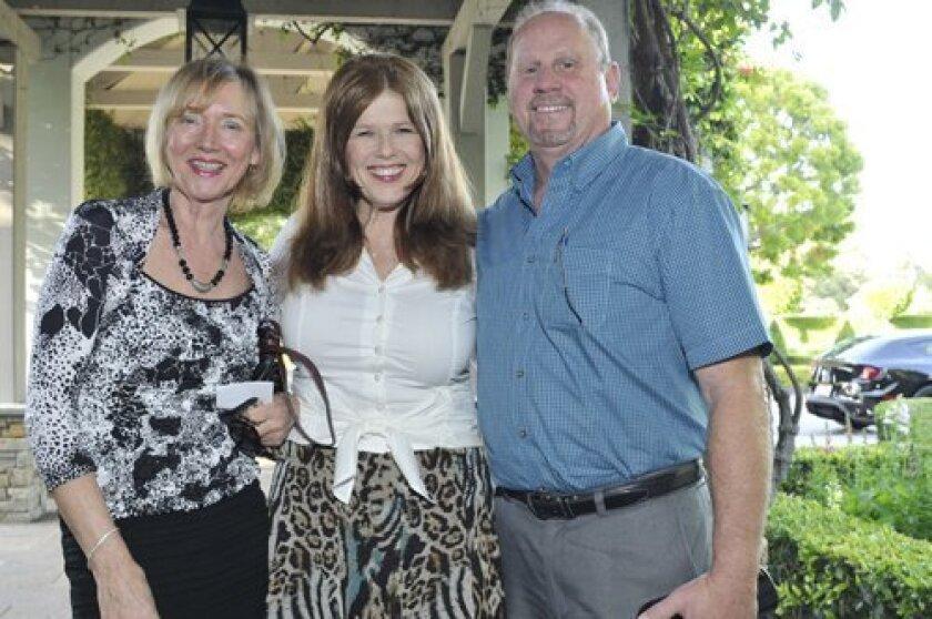 Marianne Hoffman, Pearl and Jim Padovano