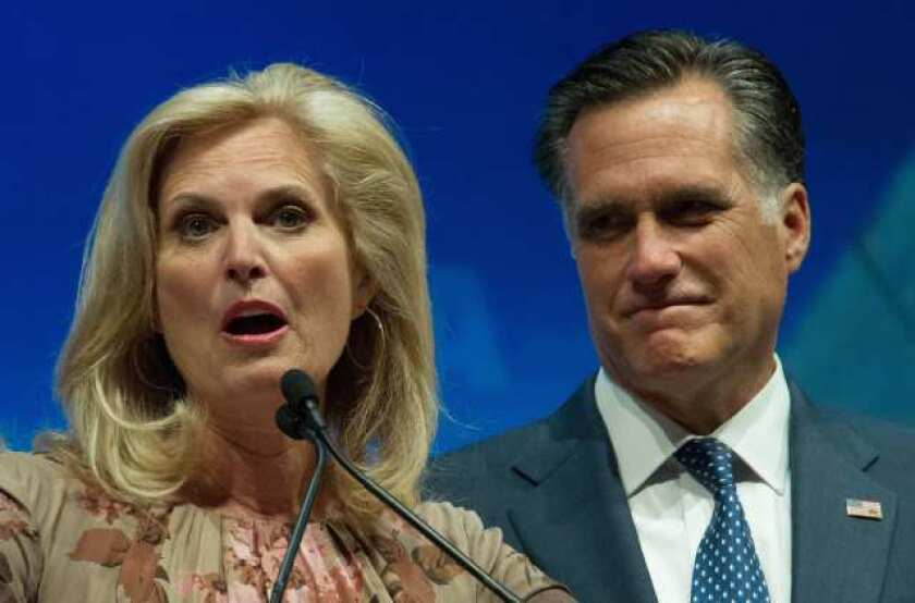 Daum: The Ann Romney trap
