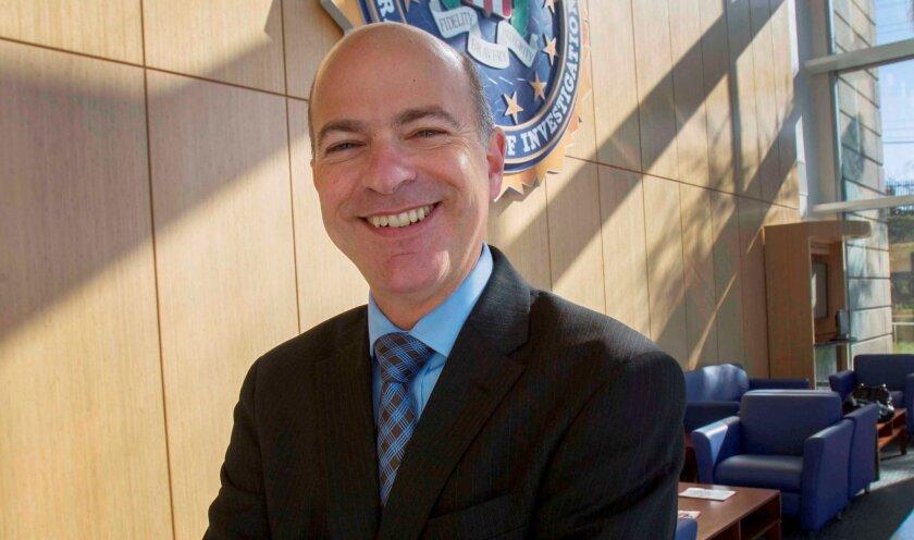 San Diego FBI Special Agent in Charge Eric Birnbaum