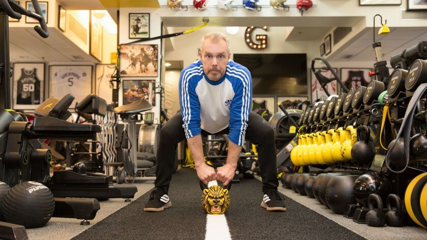 Gunnar Peterson, the in-demand trainer to the likes of J-Lo and the Lakers, has some health and fitness tips for you in 2019.