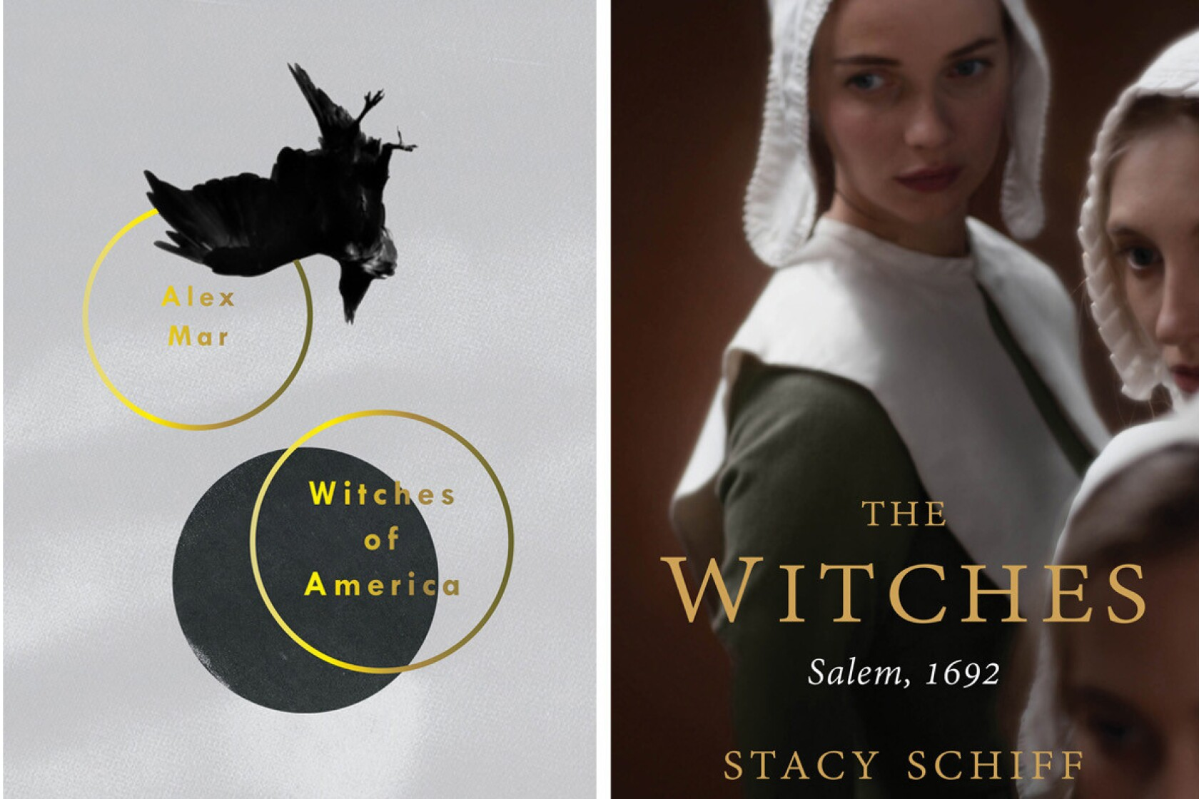 Review: The 'Witches' in two illuminating new books are like night