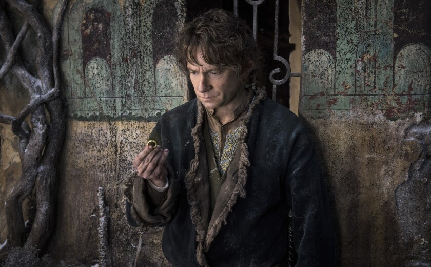 'The Hobbit: The Battle of the Five Armies'