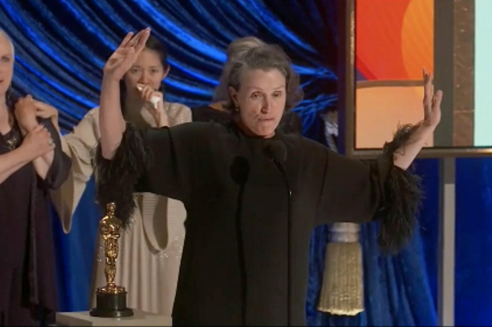 Full coverage of Oscars 2021: 'Nomadland,' 'Judas' shine - Los Angeles Times