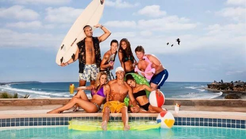 Real World San Diego cast photo courtesy of MTV