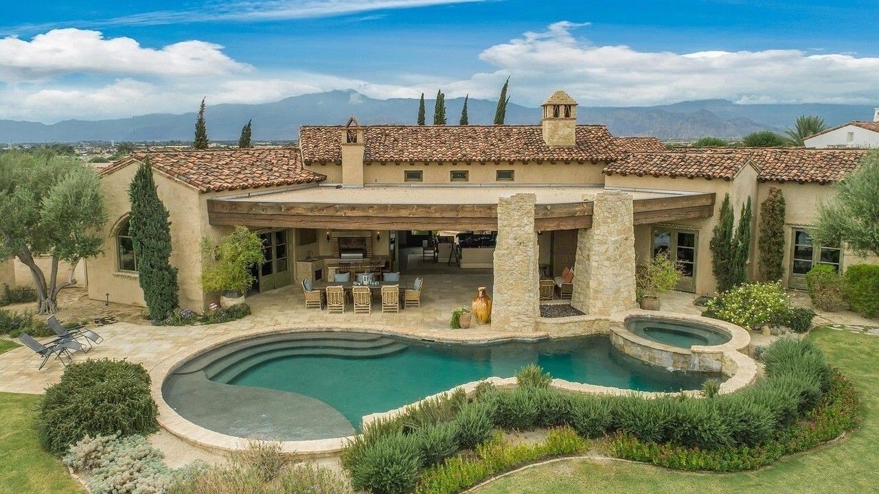 Jim Rome's Indio house | Hot Property