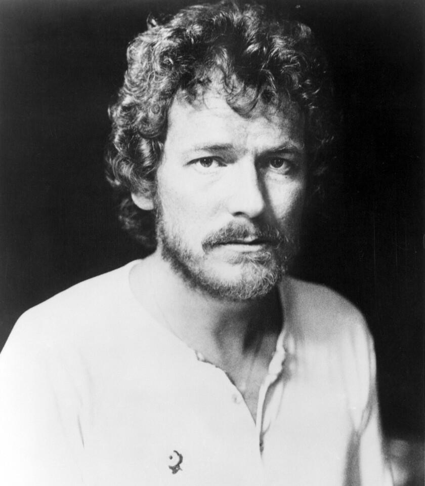 Gordon Lightfoot, circa 1974.