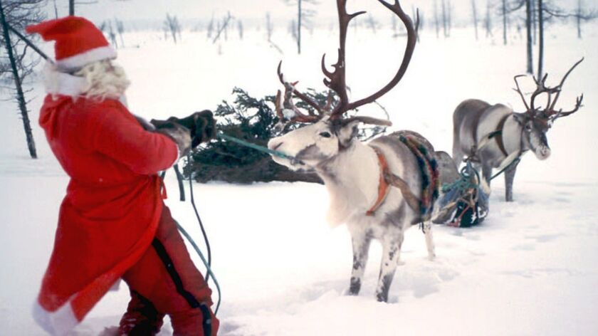 Along with visions of reindeer, Christmas Eve brings an increased risk of heart attacks, a Swedish study has found.