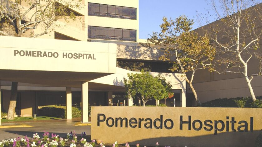 pomerado hospital
