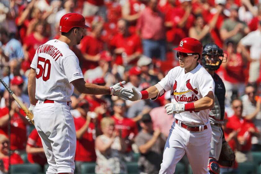 Nationals Cardinals Baseball