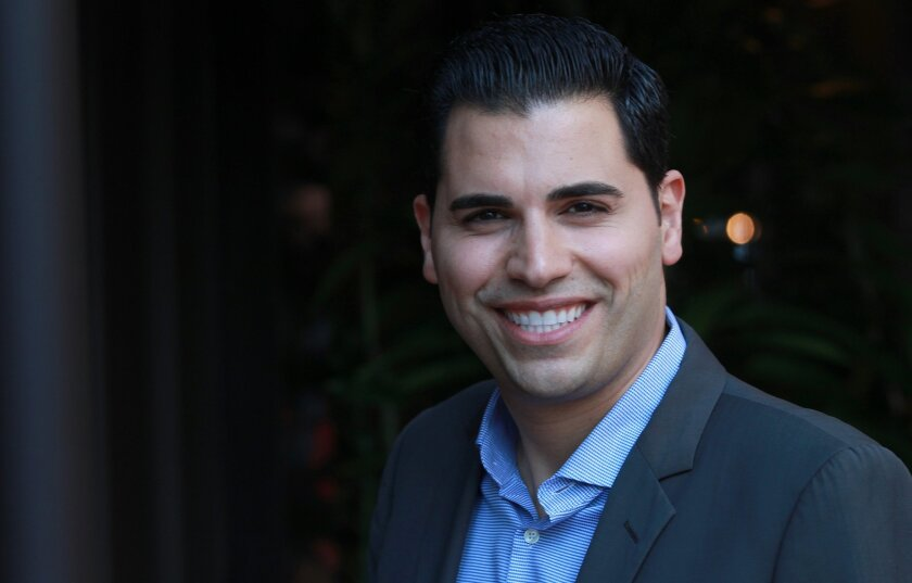 Mark Arabo, president of the Neighborhood Market Association based in San Diego. The organization this week banned its 2,600 members throughout the Southwest from selling powdered alcohol in their stores.