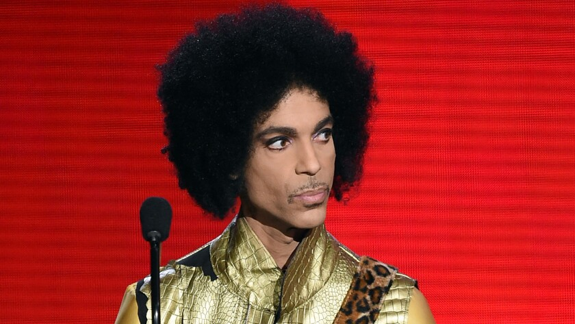Prince is fine after emergency landing, hospital treatment in Illinois