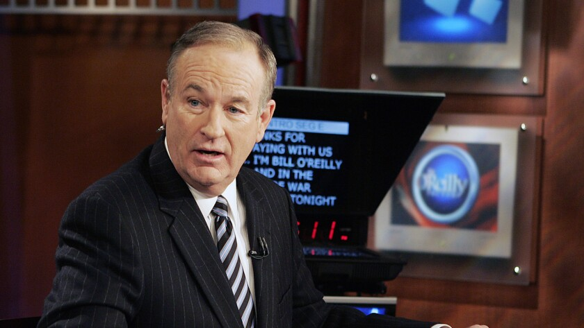 Bill O'Reilly denied he misrepresented his record, telling The Times that any references he's made to the murders of nuns in El Salvador are related to images he was shown of the incident.
