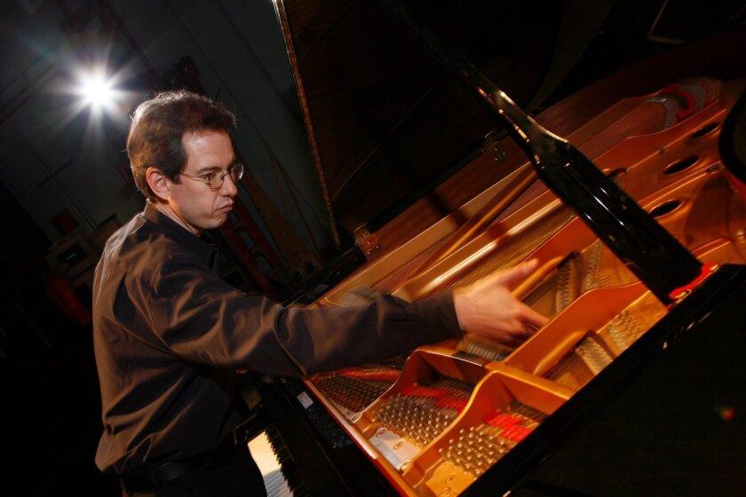 Composer Christopher Adler