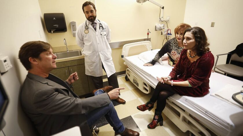 UCSD Moores administers its first personalized cancer
