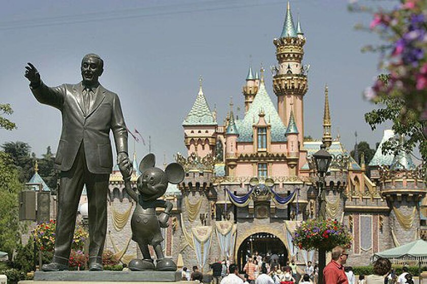Health officials will began distributing COVID-19 vaccines this week at Disneyland.
