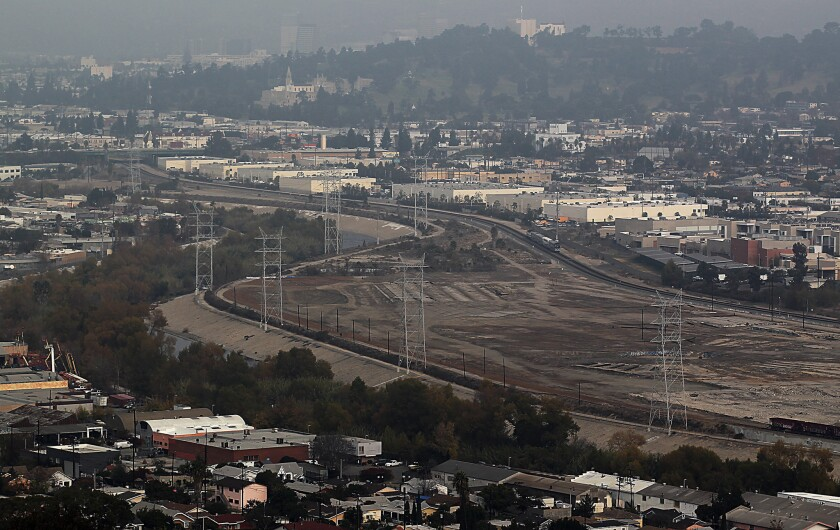 Los Angeles River revitalization