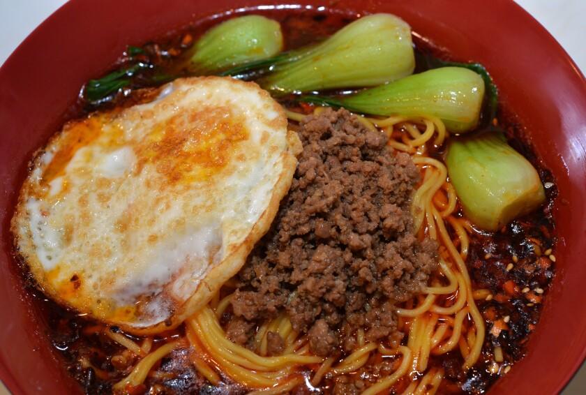 Jonathan Gold reviews Chong Qing Special Noodles