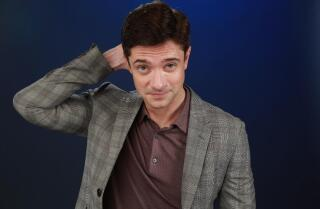 Topher Grace: 'The Hot Zone'