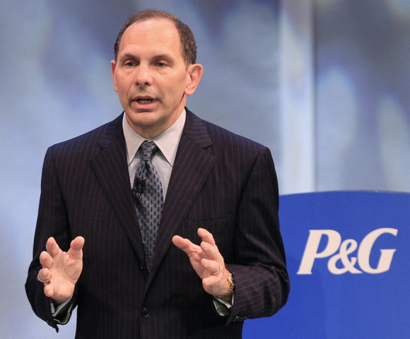 Robert McDonald of P&G to retire, replaced by predecessor