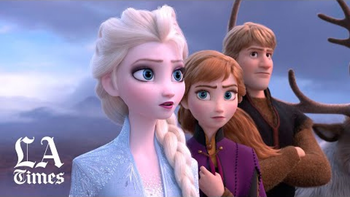 Review: Disney's 'Frozen II' is far from essential, but charmingly avoids the sophomore slump