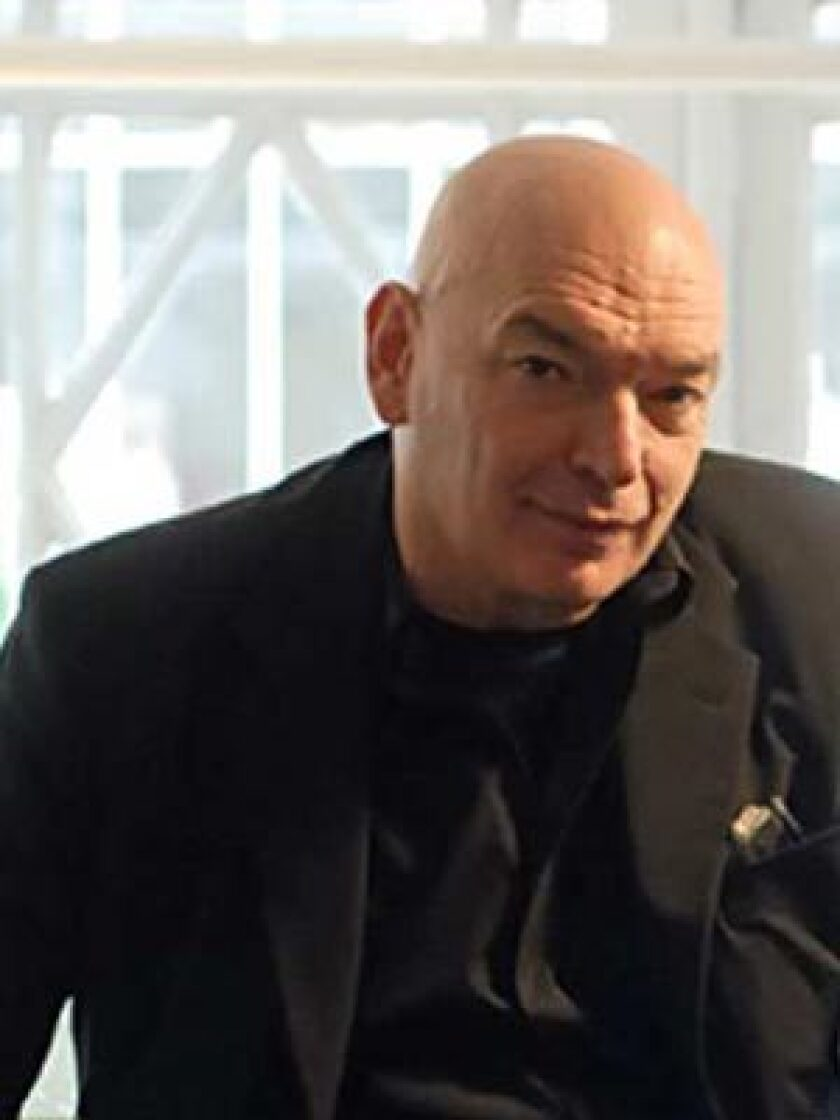 Jean Nouvel, winner of the 2008 Pritzker Prize, architecture's highest honor.