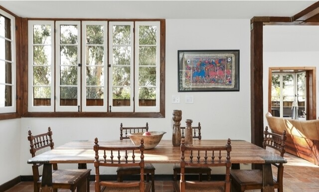 Mamie Gummer's Hollywood Hills treehouse - Los Angeles Times
