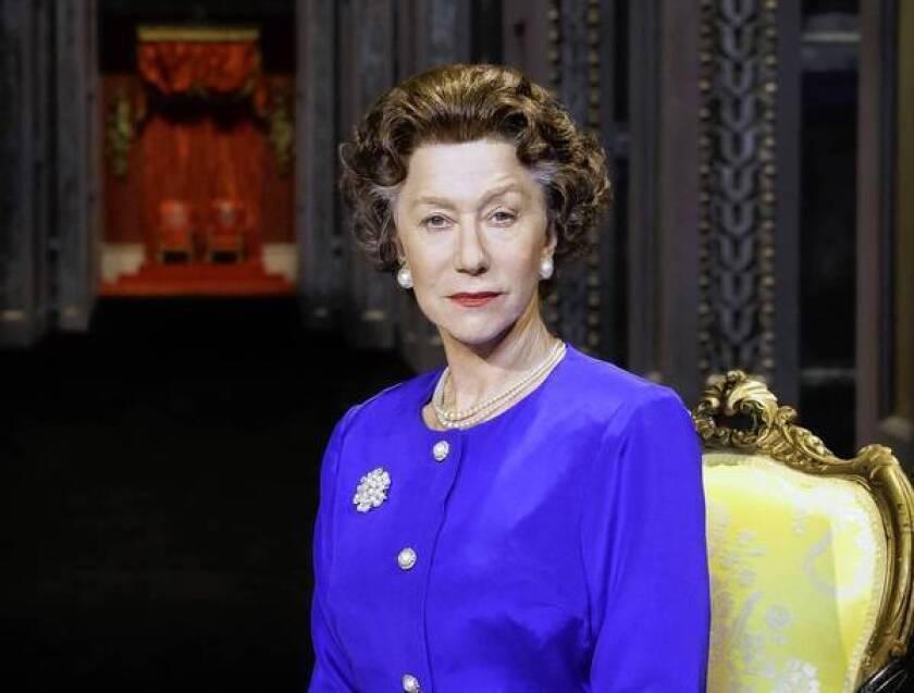 """Helen Mirren portrays Queen Elizabeth II in Peter Morgan's play """"The Audience."""""""
