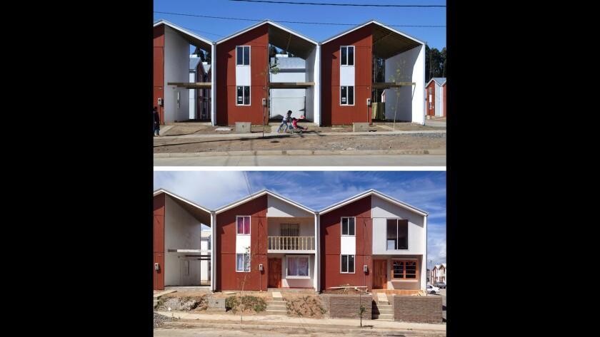 Alejandro Aravena   Villa Verde housing