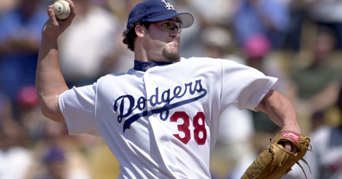 Dodgers Dugout Who Are The Four Best Relievers In Team History Los Angeles Times