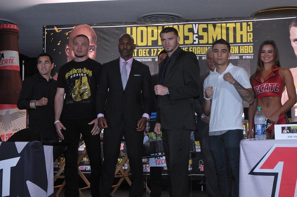 Hopkins vs. Smith