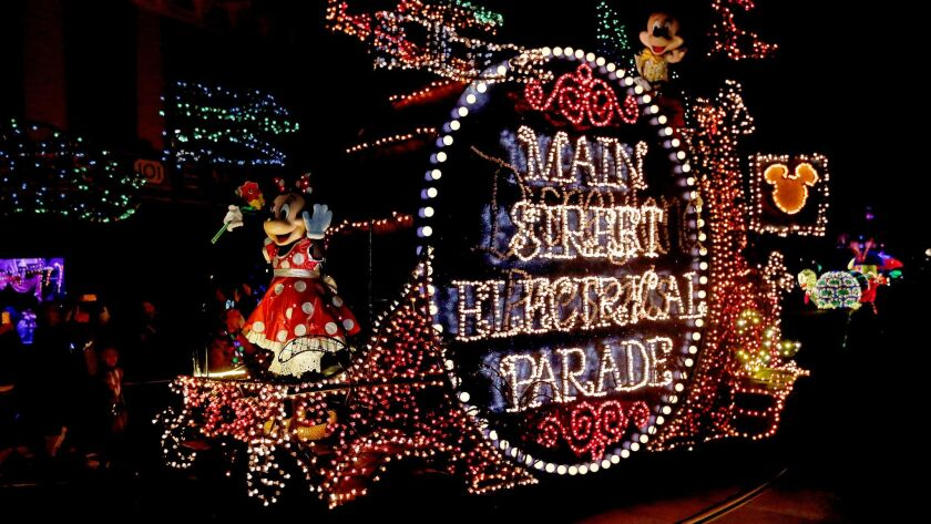 The Electrical Parade will continue until Aug. 20, 2017, at Disneyland.
