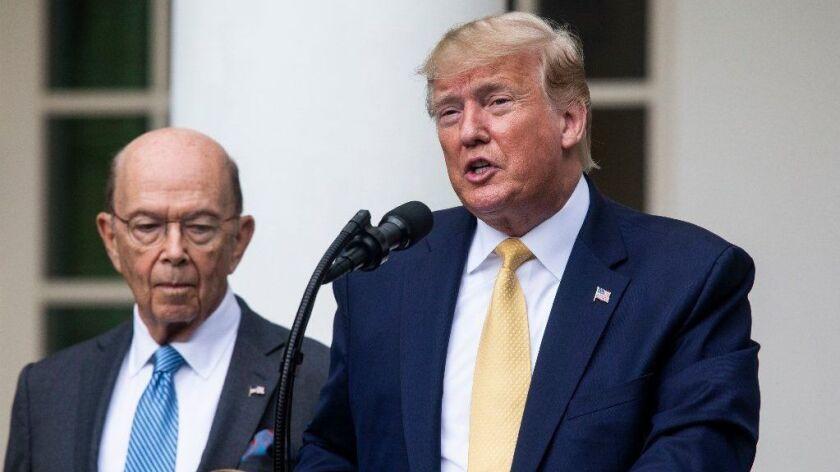 US President Donald J. Trump, Washington, USA - 11 Jul 2019