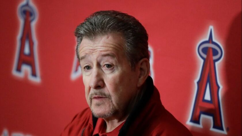 Angels Owner Arte Moreno believes his team can compete