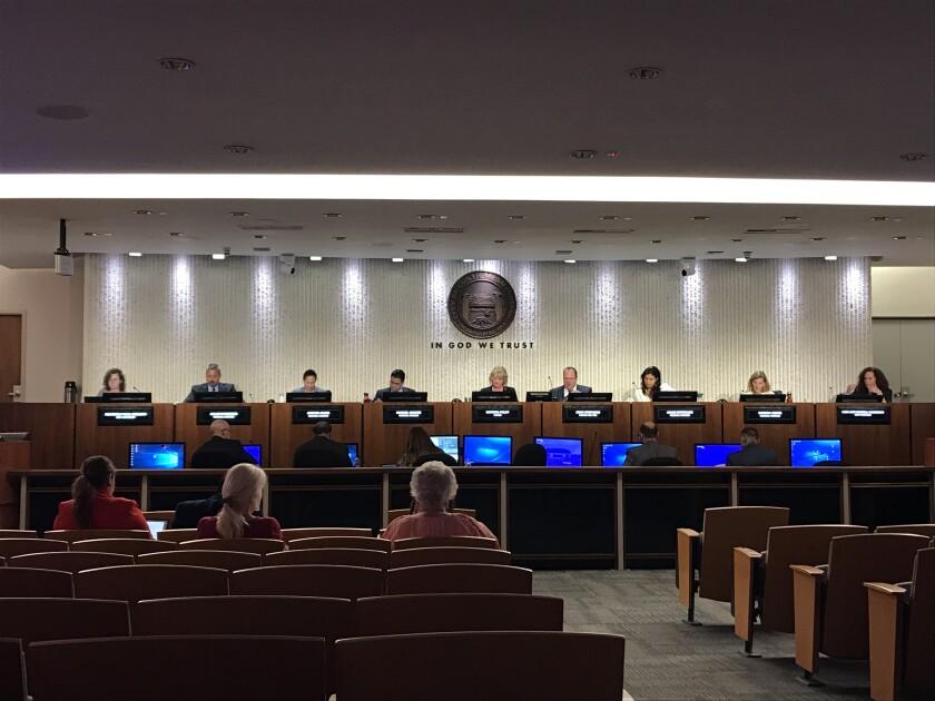 Costa Mesa council