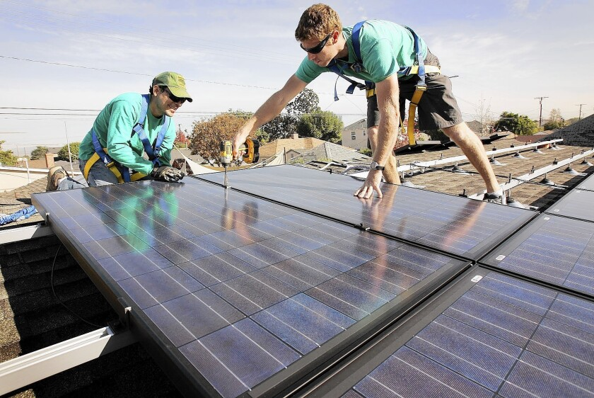 Rules prevent solar panels in many states with abundant