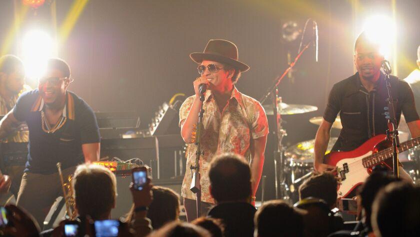 iHeartRadio Live Presents Bruno Mars