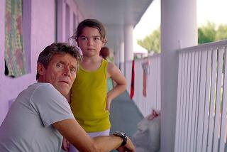 """""""The Florida Project"""" review by Justin Chang"""