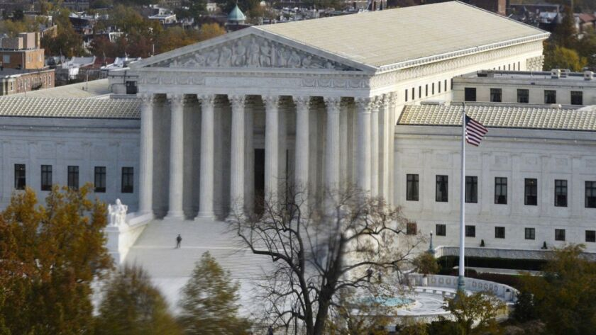 The U.S. Supreme Court is due to issue its final rulings for this term by the end of June.