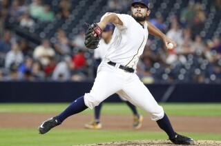 Andy Green on Padres reliever Brad Hand