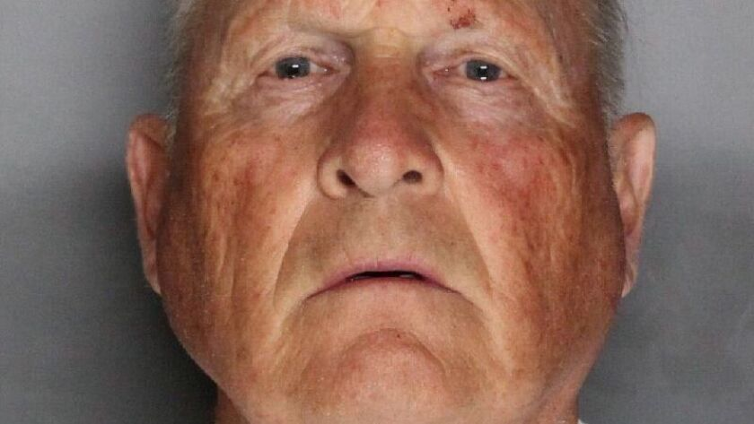 Joseph James DeAngelo must provide additional DNA, fingerprint and other evidence for authorities who believe he is the Golden State Killer, a judge ruled.