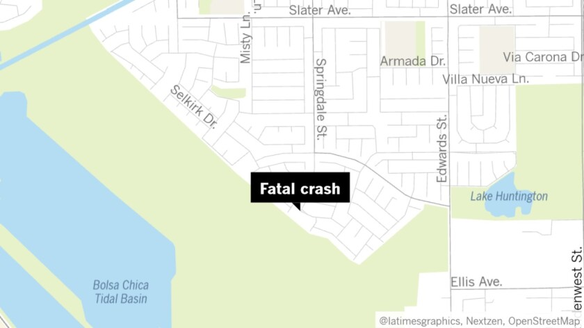 Fatal crash in H.B.