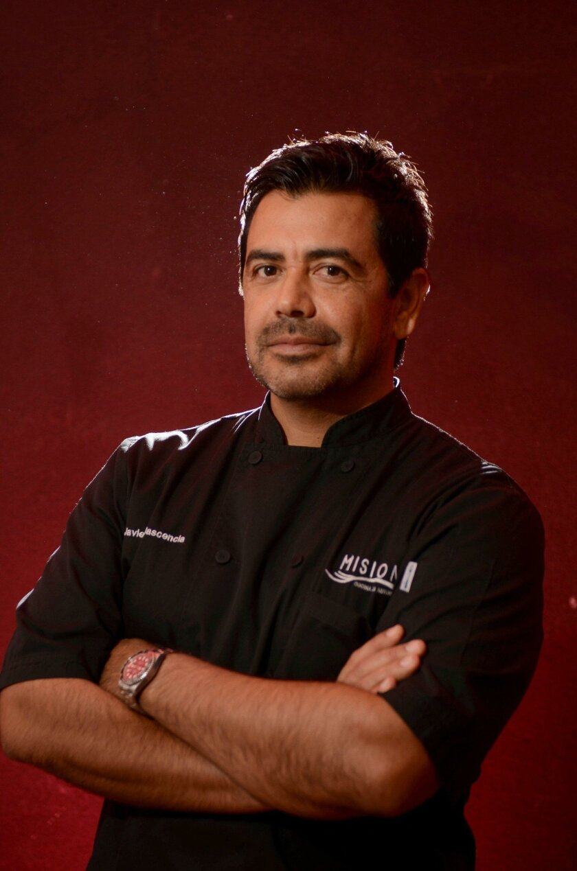 Chef Javier Plascencia.